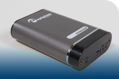 KVM2USB portable KVM, small enough to fit in your pocket