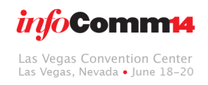 InfoComm 2014 Conference logo