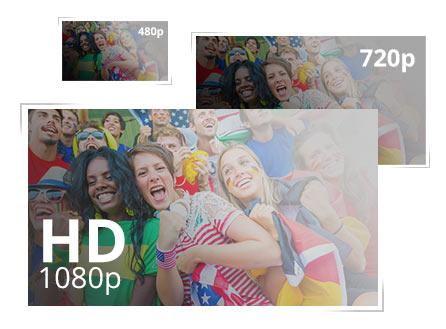 HD 1080p 60