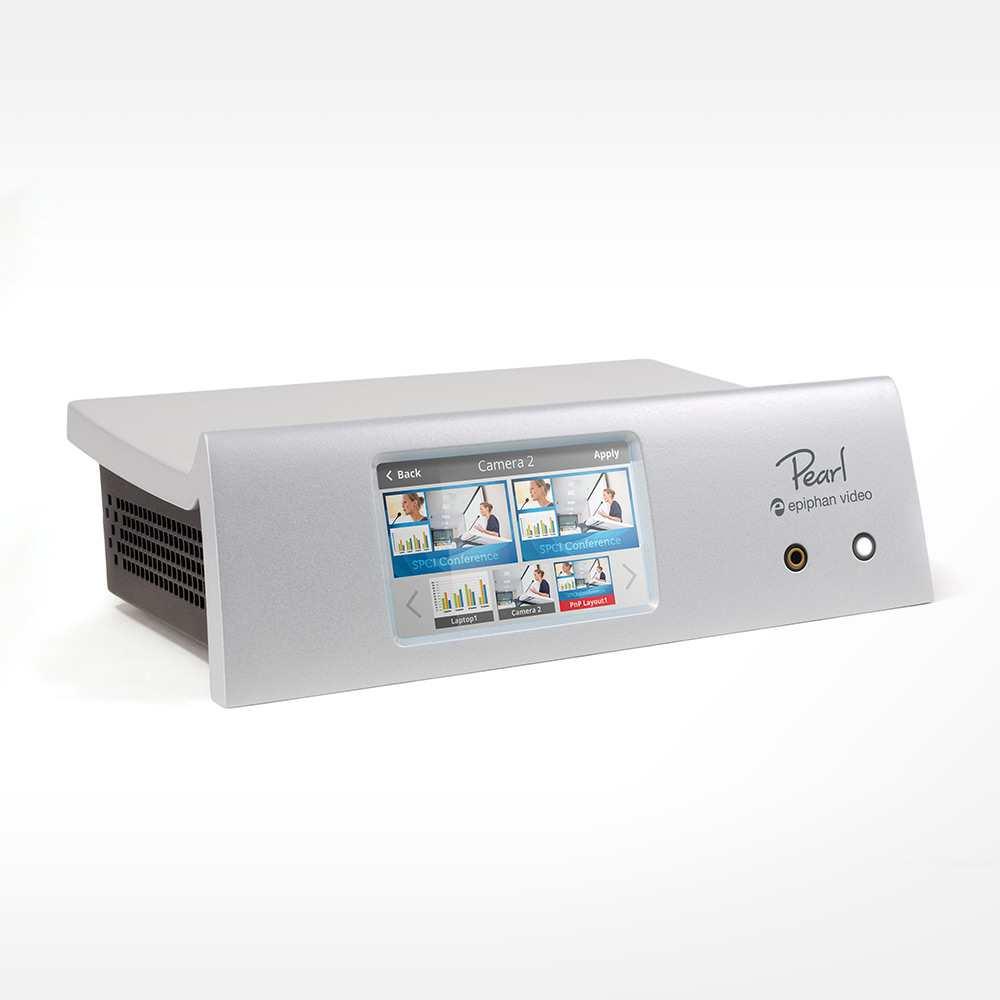 Epiphan Pearl - video switcher