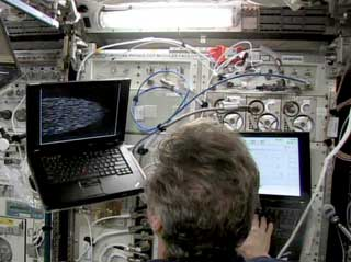 KVM2USB aboard the International Space Station