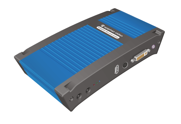 VGADVI Broadcaster - Angled