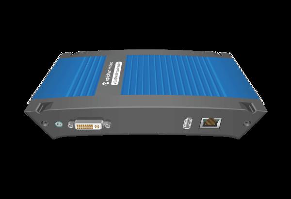 VGADVI Broadcaster - Side Angle