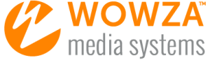 Logo for Wowza Media Systems