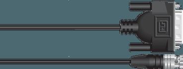 DVI and SDI cables
