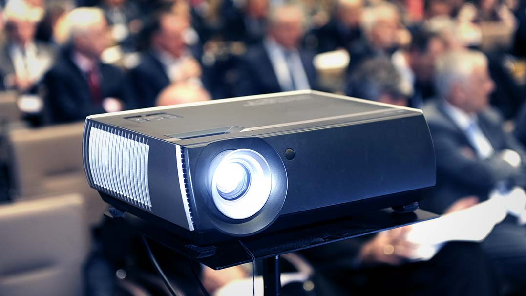 Projector streaming