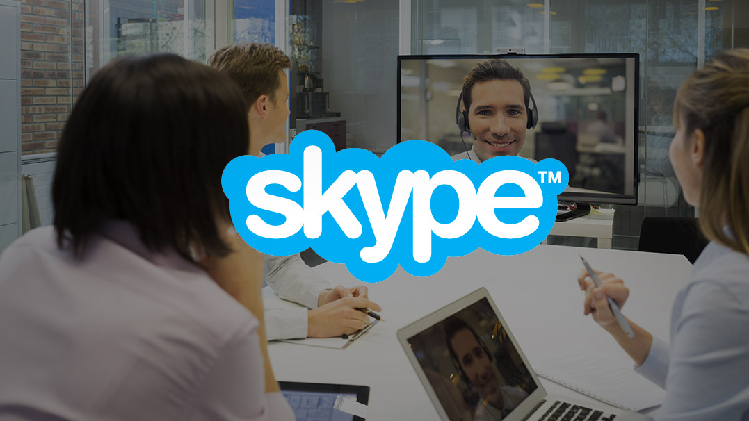 Share HDMI over Skype