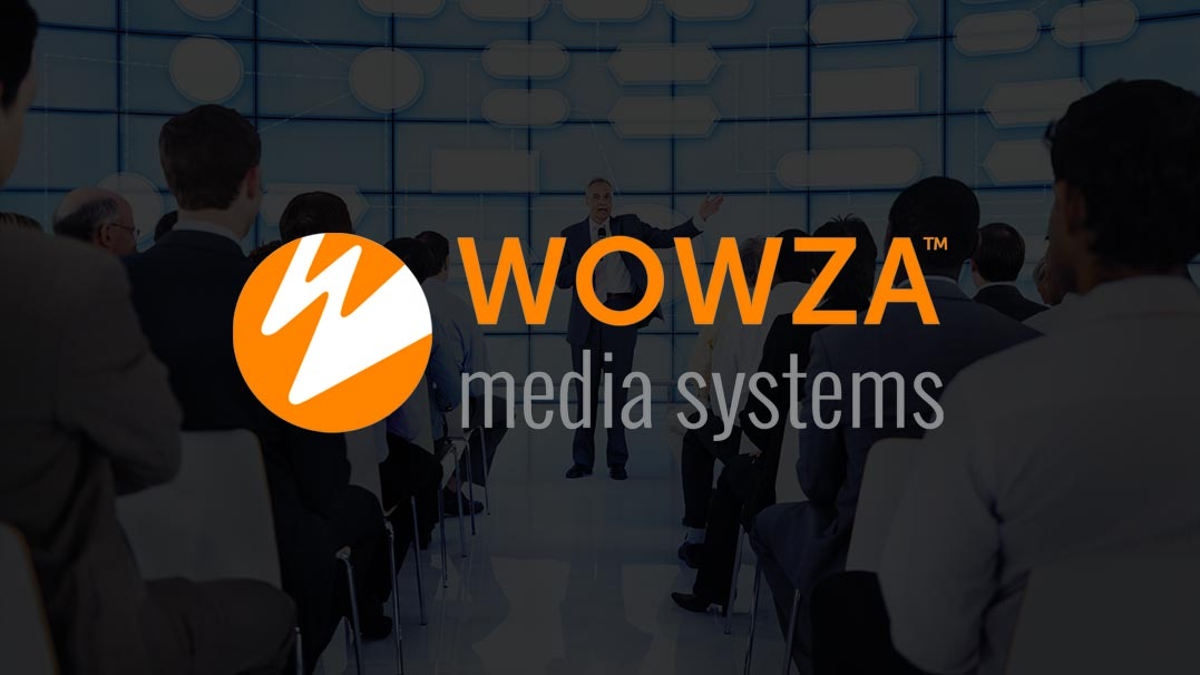 Stream video to Wowza Streaming Engine from any source