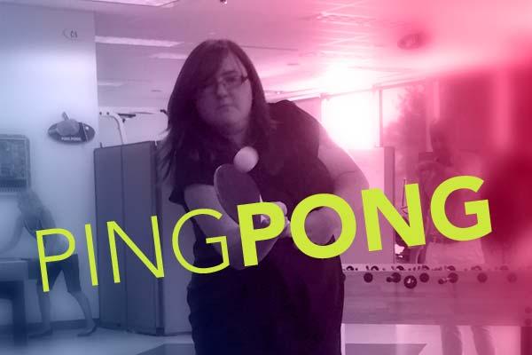 Ping pong at Epiphan video