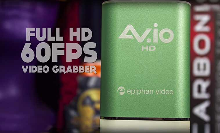AV.io HD video review