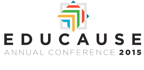 EDUCAUSE 2015 logo