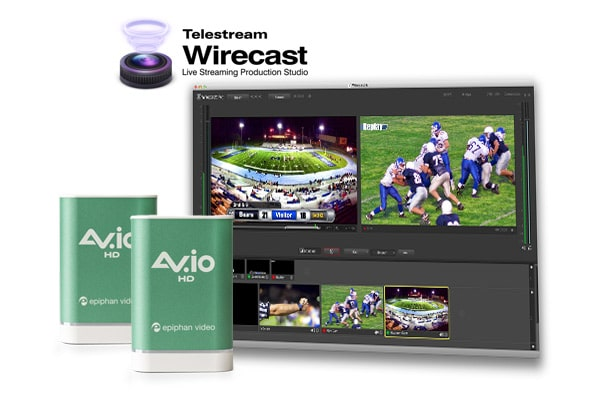 Wirecast bundle