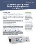 Harvard DCE case study thumbnail
