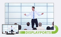 DisplayPorts