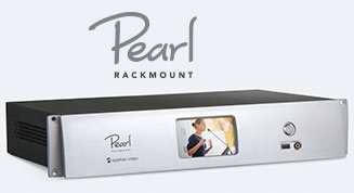 Epiphan Pearl Rackmount - All the same features of Pearl, designed for installation in a rack.