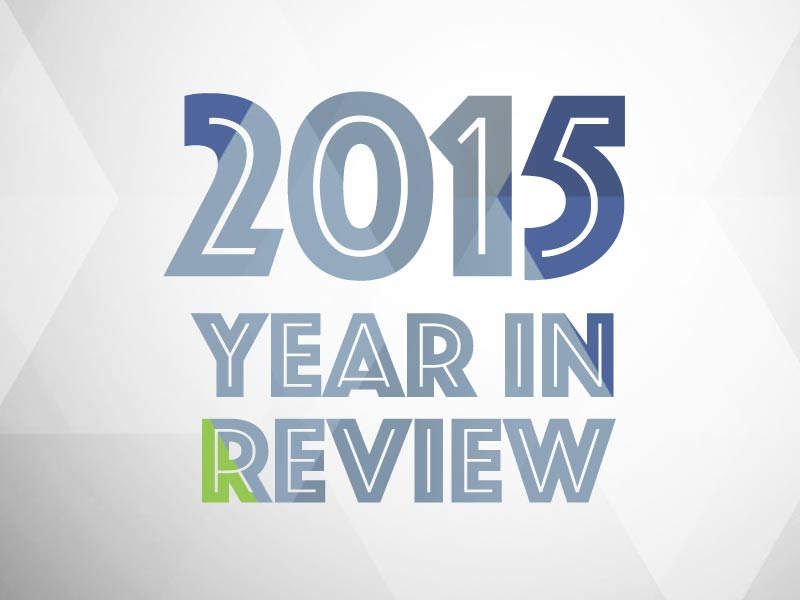 2015 - Year in review