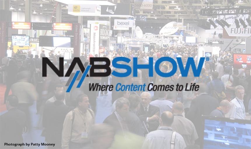 NAB 2016 show floor