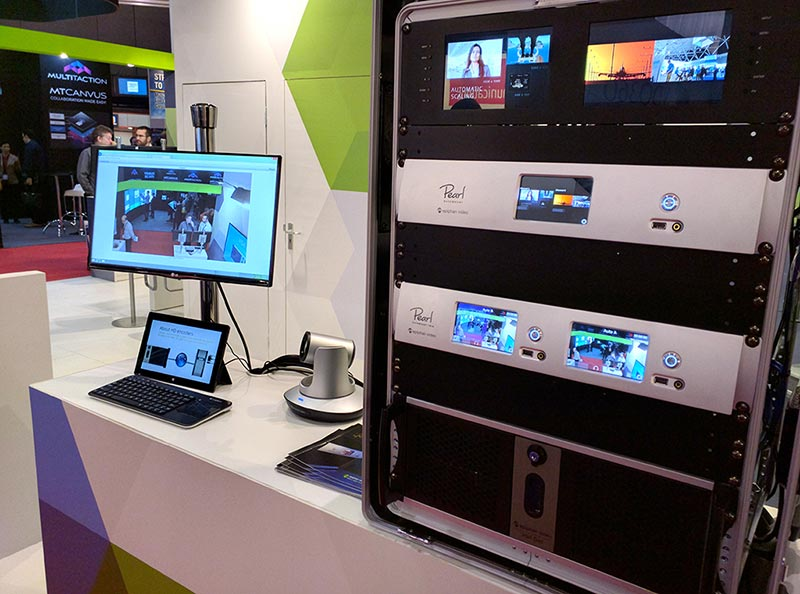 NAB 2016 - Epiphan products on display