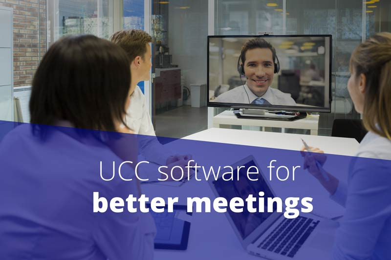 UCC software for better meetings