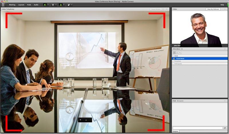 UCC software and PTZ camera