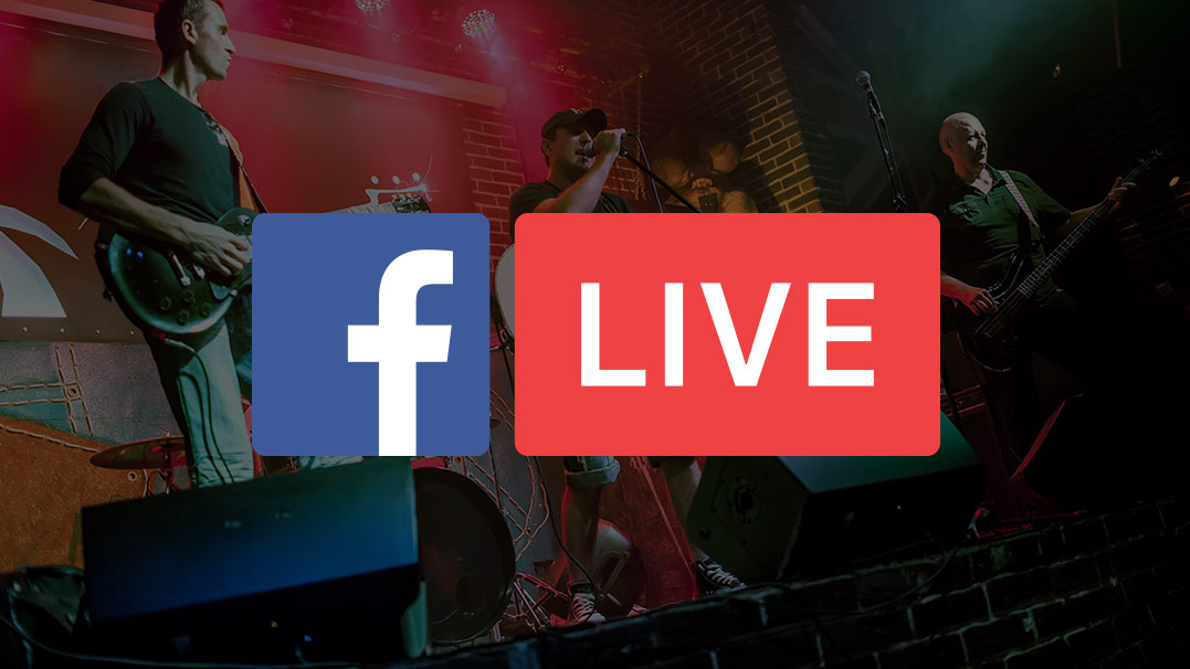 Live stream to Facebook Live