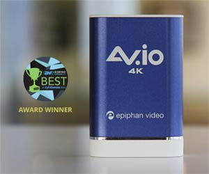 AV.io - Award Winning