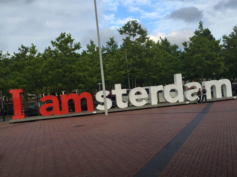 IBC in Amsterdam