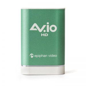 AV.io HD front