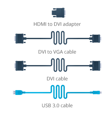 DVI2USB 3.0 - What's in the box?