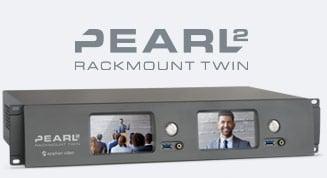 Pearl-2 Rackmount Twin