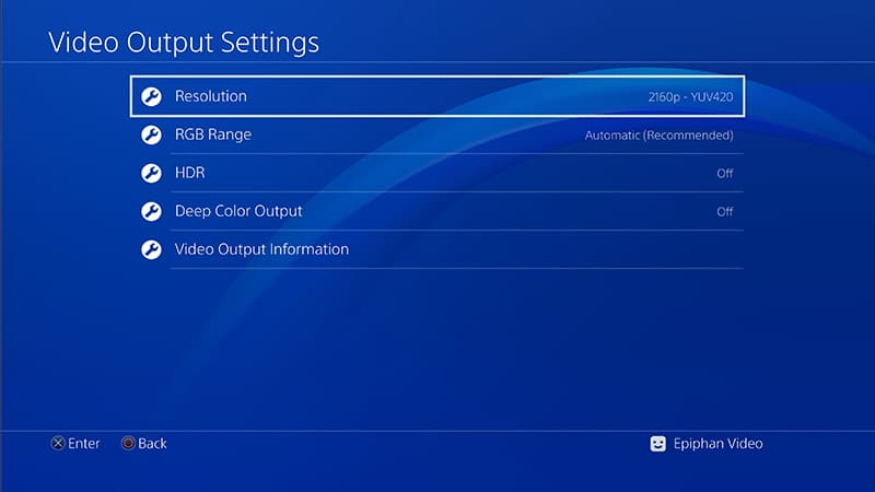 Record and live stream 4K gameplay from PS4 Pro with this game