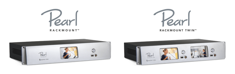 Pearl Rackmount and Rackmout Twin