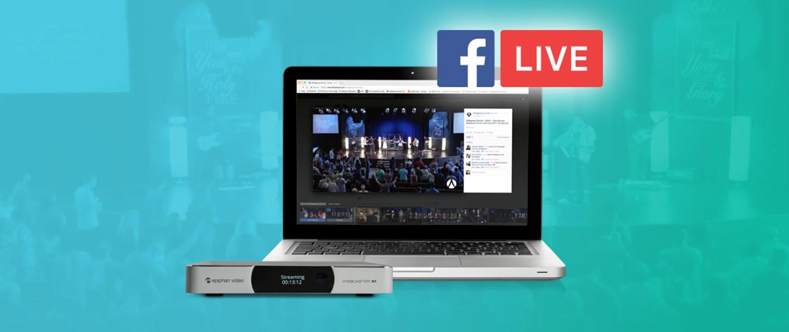 Worship streaming success story with Bridgeway Church
