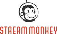 Stream Monkey logo