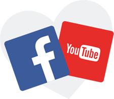 Why not both Facebook and YouTube for live streaming