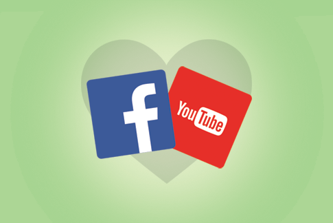 Live streaming showdown: YouTube or Facebook