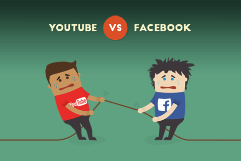 [Infographic] Live streaming showdown: YouTube or Facebook