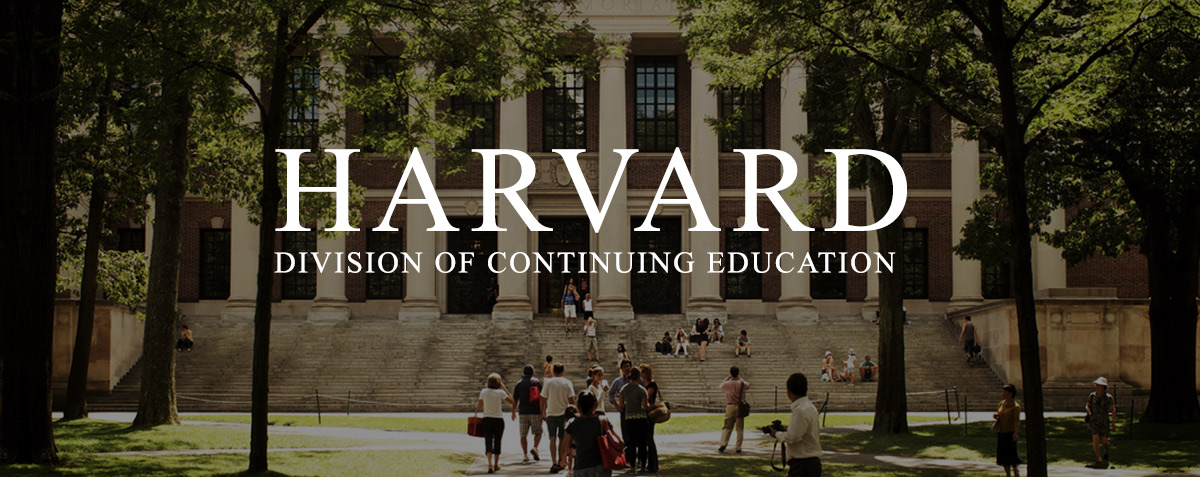 Harvard Division of Continuing Education
