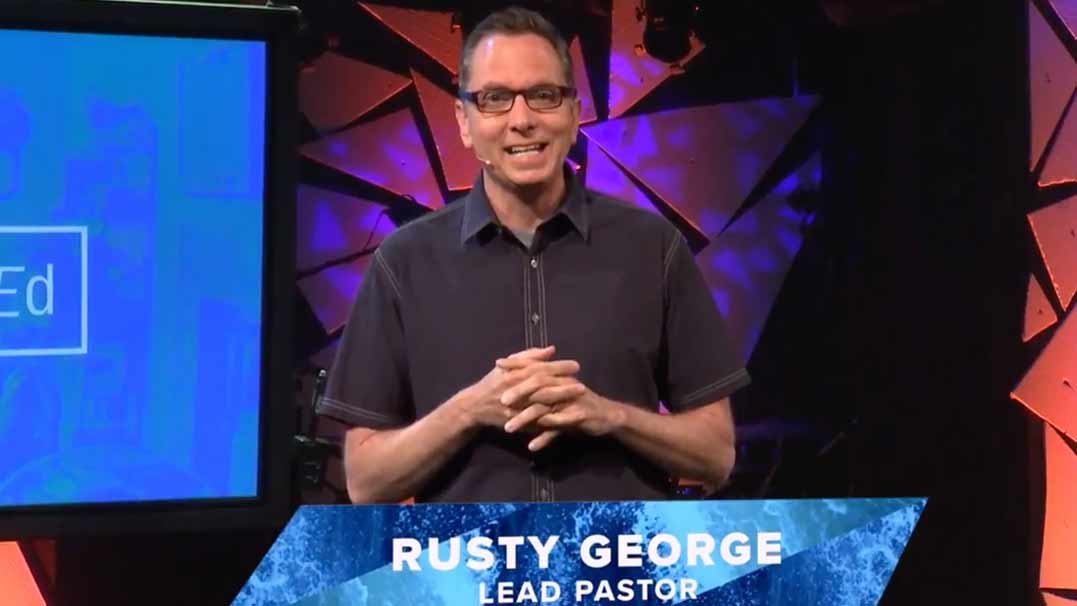 Rusty George Pastor - Stream Monkey