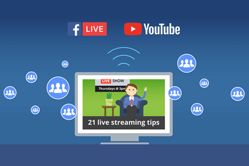 21 live streaming tips every content creator needs to hear