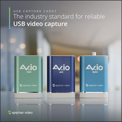 USB capture card family brochure