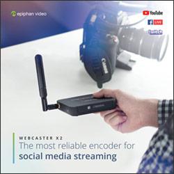 Webcaster X2 brochure