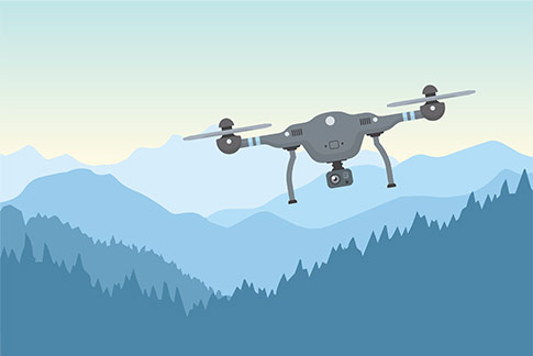 4 compelling ways to use live stream drone footage