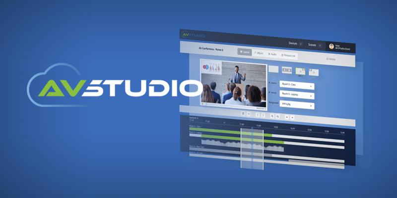 AV Studio Cloud based production service