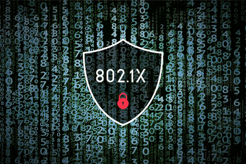 802.1x network security