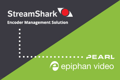 StreamShark and Epiphan Pearl integration