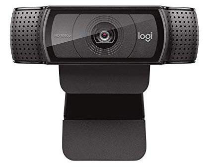 Logitech c920 web kamerası