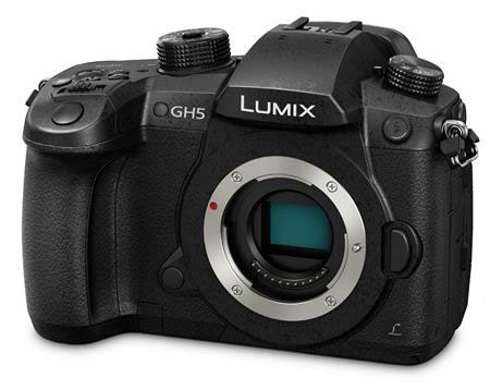 DSLR Panasonic Lumix GH5