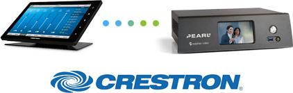 Integration with Crestron AV Systems
