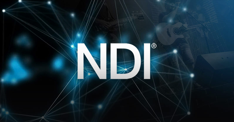 Four ways to use low-latency NDI with video